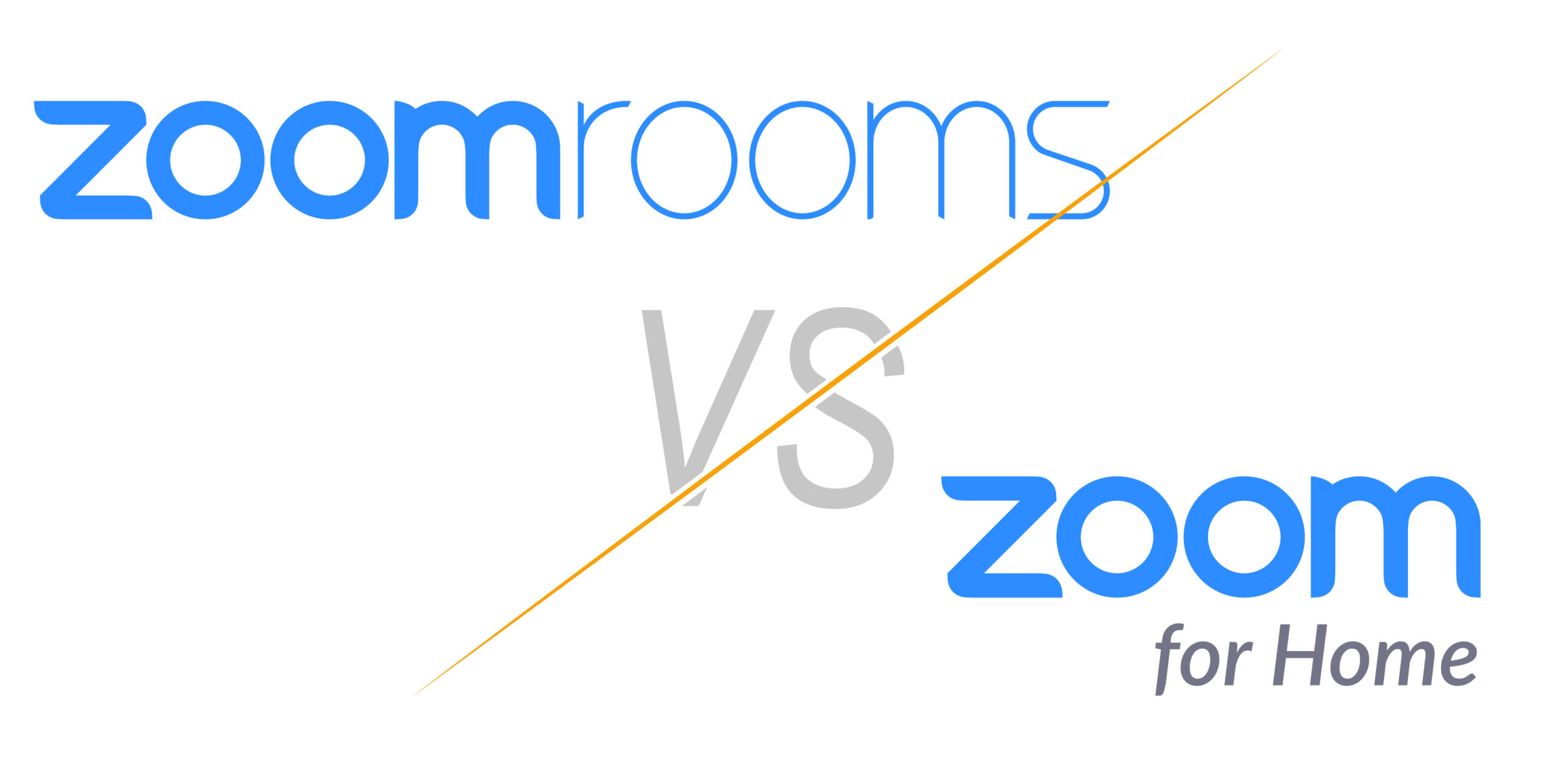 Zoom Room vs Zoom For Home