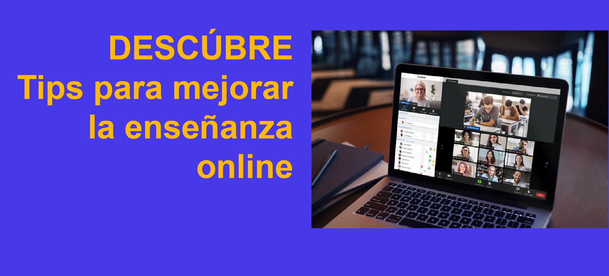 Class, Zoom, Solvico, herramientas de enseñanza online